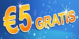 5 euro gratis geld